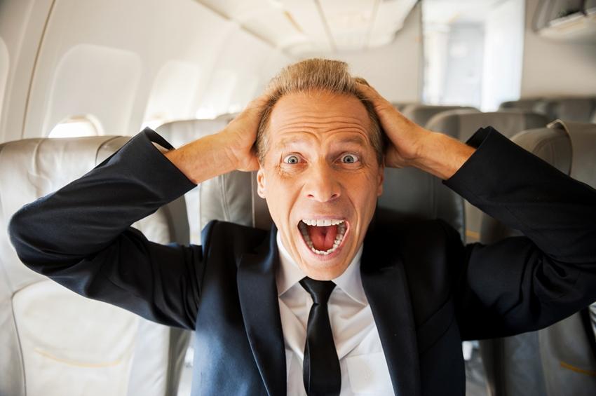 Tratamiento del miedo a volar: aerofobia