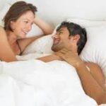 pareja satisfecha_