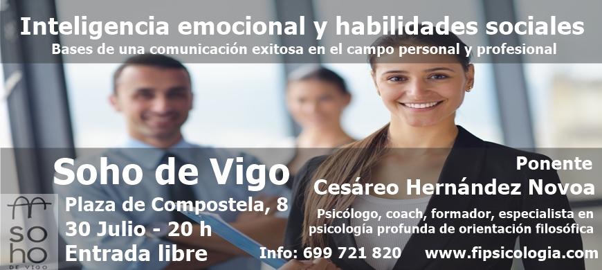 Inteligencia emocional habilidades sociales Soho Julio 2015