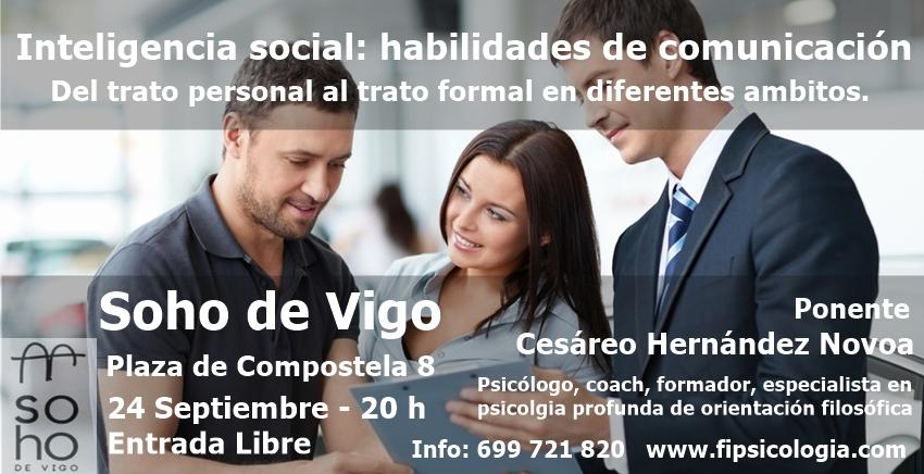 Inteligencia social Soho Septiembre 2015