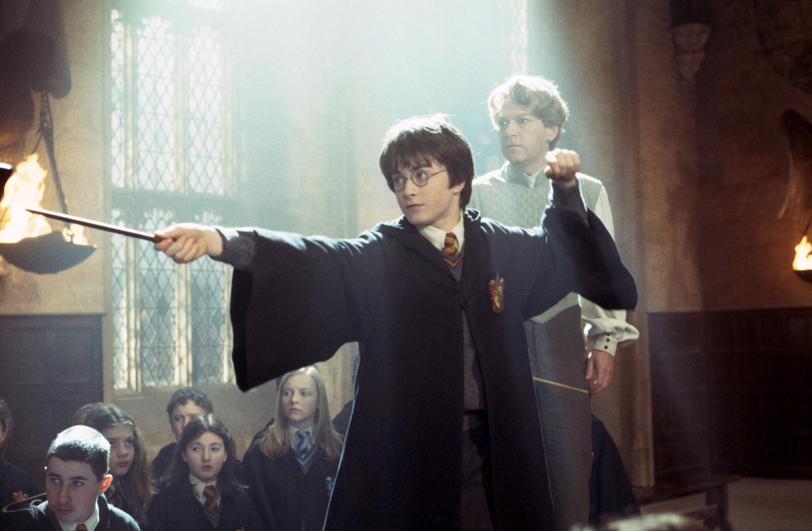 La subversión de los mitos en el cine: Harry Potter